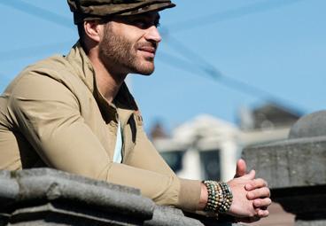 La Maai Agency merken: Karma heren armbanden